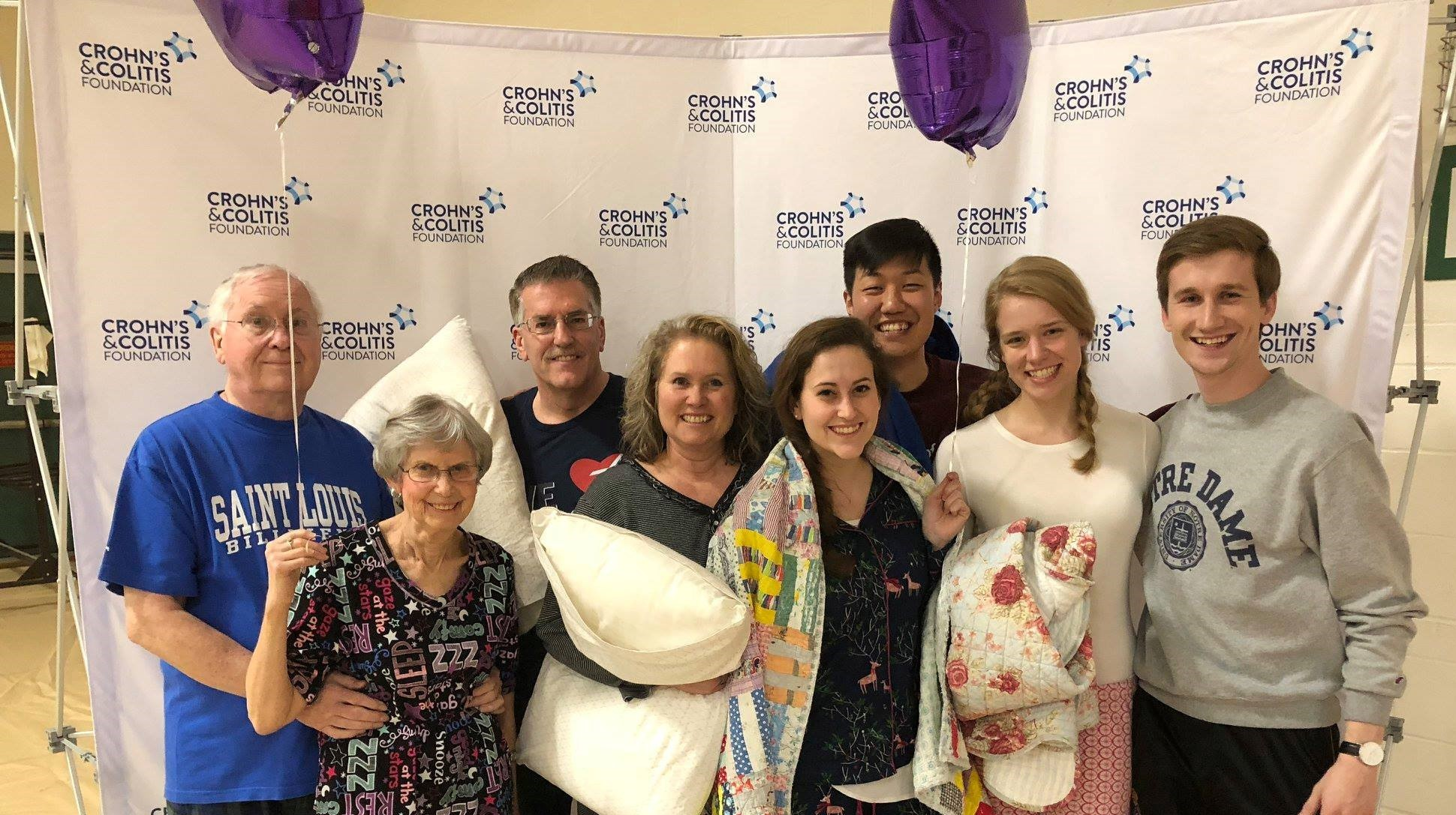 Getting Involved in the Crohn's Community