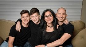 natalie - family pic